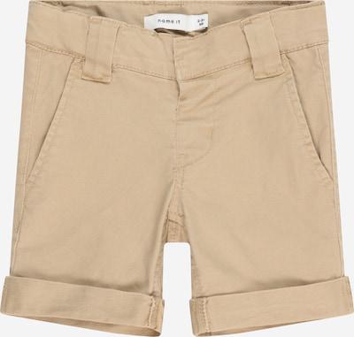 Pantaloni 'SOFUS' NAME IT di colore camello, Visualizzazione prodotti