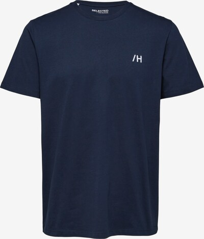 SELECTED HOMME Camiseta 'Madrid' en zafiro, Vista del producto