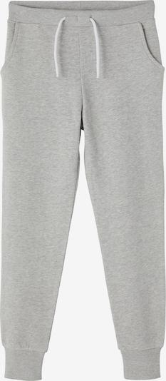 NAME IT Pantalon 'Lena' en gris, Vue avec produit
