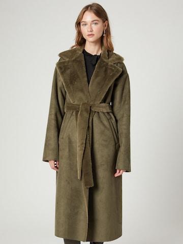 Guido Maria Kretschmer Collection Prechodný kabát 'Samara' - Želená