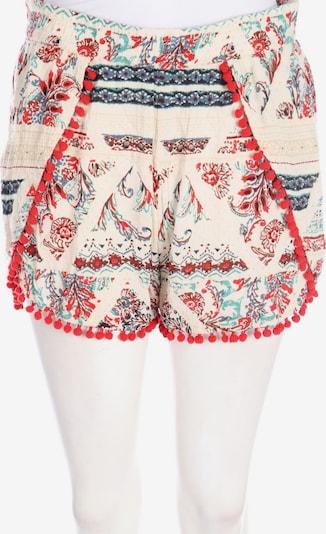 GLAMOROUS Shorts in M in beige, Produktansicht