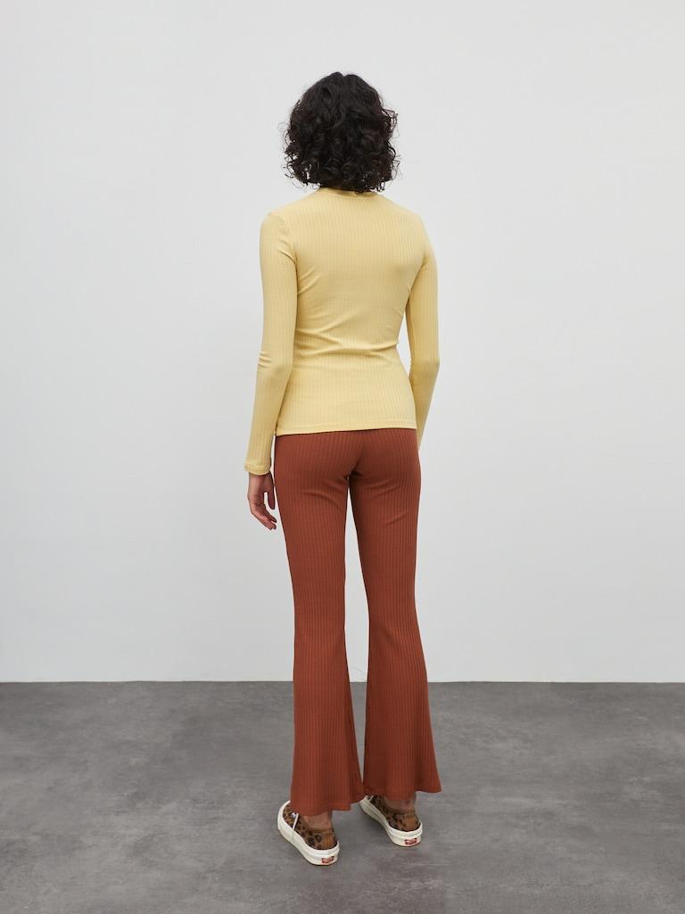 Langarmshirt 'Ginger'
