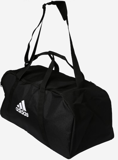 ADIDAS PERFORMANCE Sports bag in Black / White, Item view