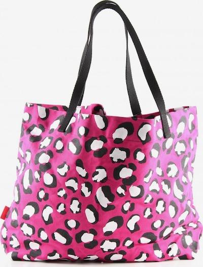 s.Oliver Shopper in One Size in pink / schwarz / weiß, Produktansicht