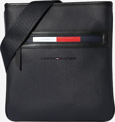 TOMMY HILFIGER Taška přes rameno 'Essential' - námořnická modř / světle červená / bílá, Produkt