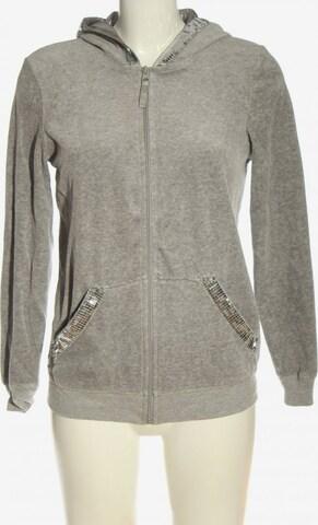 Esmara Sweatshirt & Zip-Up Hoodie in M in Grey