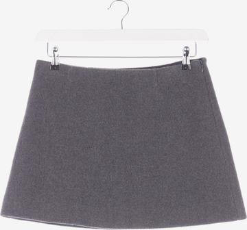 Miu Miu Skirt in S in Grey