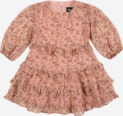 Bardot Junior Kleid 'Esther' in braun / orange / pitaya / altrosa / weiß, Produktansicht