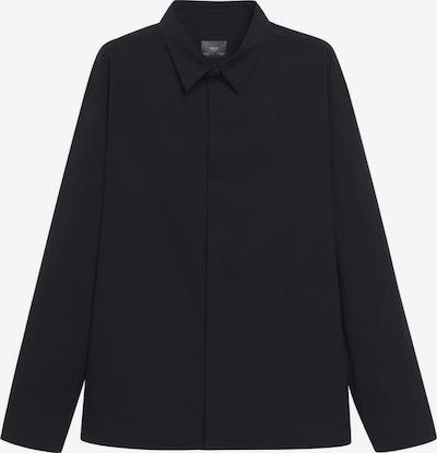MANGO MAN Hemd in schwarz, Produktansicht
