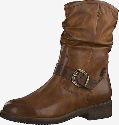 TAMARIS Škornji | rjava barva, Prikaz izdelka