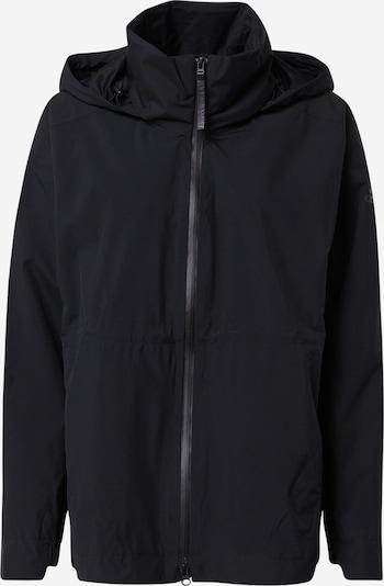 ADIDAS PERFORMANCE Sport-Jacke in grau / schwarz, Produktansicht