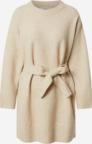 EDITED Kleid 'Mariana' in Beige