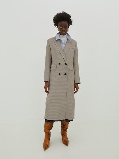 Demisezoninis paltas 'Alaya' iš EDITED , spalva - mėlyna / mišrios spalvos / raudona, Modelio vaizdas
