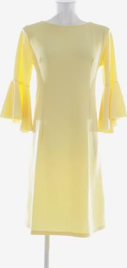 Casadei Kleid in L in pastellgelb, Produktansicht