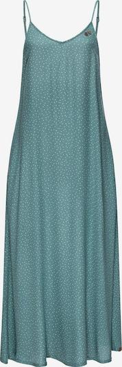 Ragwear Kleid 'Ludvika' in pastellblau / weiß, Produktansicht