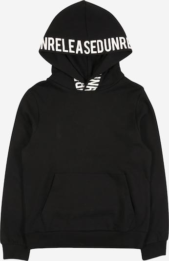 LMTD Sweatshirt 'PEDRO' in schwarz / weiß, Produktansicht
