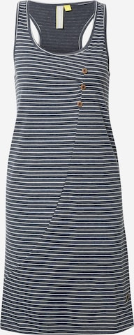 Alife and Kickin Dress 'Camy' in Blue