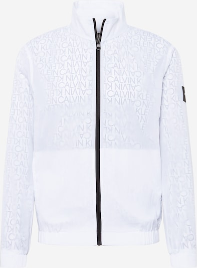 Calvin Klein Tussenjas in de kleur Wit, Productweergave
