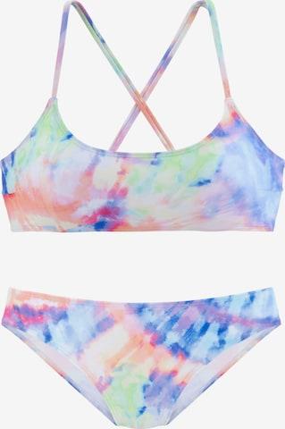 KangaROOS Bikini in Mixed colors