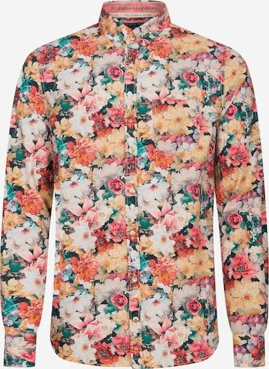 COLOURS & SONS Langarmhemd 'Patrick' in mischfarben, Produktansicht