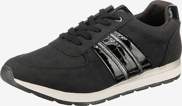 JANE KLAIN Sneakers in Black