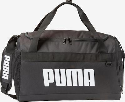 PUMA Sportska torba u crna / bijela, Pregled proizvoda