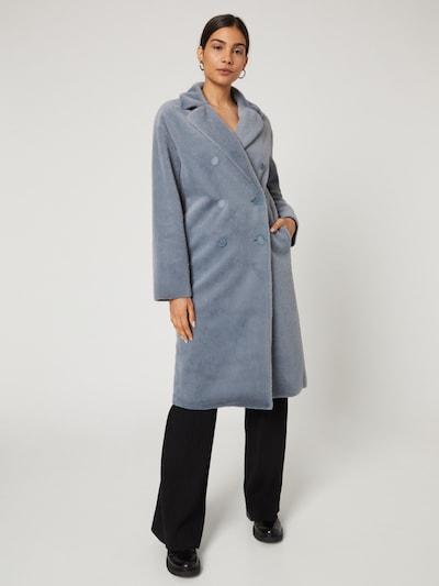 Guido Maria Kretschmer Collection Mantel 'Lorain' in blau, Modelansicht
