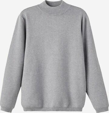NAME IT Sweater in Grey