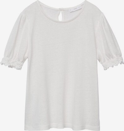 MANGO KIDS T-Shirt in nude, Produktansicht