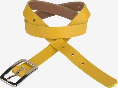 J. Jayz Gürtel in gelb, Produktansicht