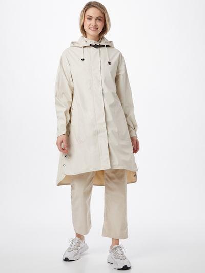 ILSE JACOBSEN Mantel in creme, Modelansicht