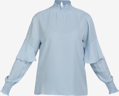 usha BLACK LABEL Blouse in de kleur Lichtblauw, Productweergave