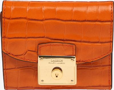 Portofel Lauren Ralph Lauren pe portocaliu, Vizualizare produs