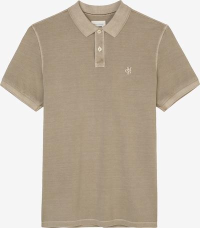 Marc O'Polo Shirt in braun, Produktansicht