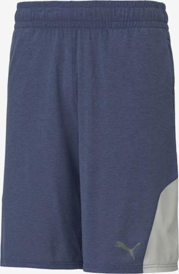 PUMA Sporthose in blau / grau, Produktansicht