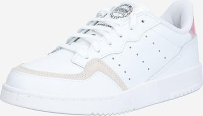 ADIDAS ORIGINALS Brīvā laika apavi 'Supercourt' bēšs / rožains / balts, Preces skats