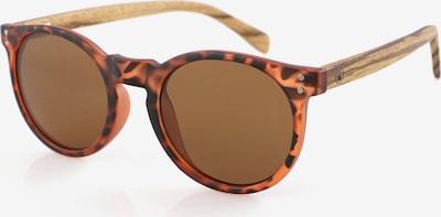 Wave Hawaii Sonnenbrille ' Xup ' in braun, Produktansicht