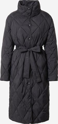 ABOUT YOU Χειμερινό παλτό 'Selma' σε μαύρο