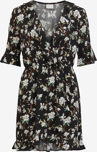 VILA Sukienka koszulowa 'Lana' w kolorze brązowy / nefryt / mieszane kolory / czarny / białym, Podgląd produktu