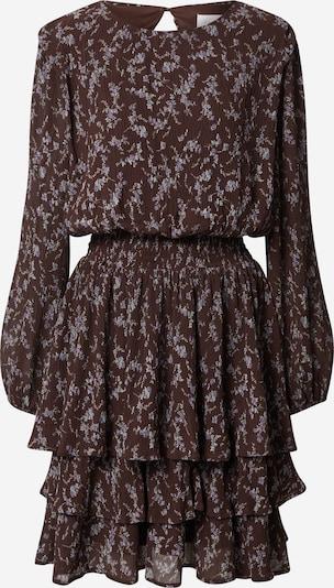 SISTERS POINT Robe 'NICOLINE' en marron / mélange de couleurs, Vue avec produit