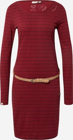 Ragwear Kleid 'Talona' in Rot