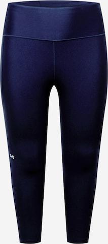 UNDER ARMOUR Sportsbukser i blå