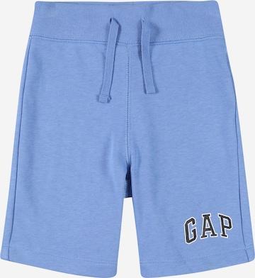 GAP Shorts in Blau