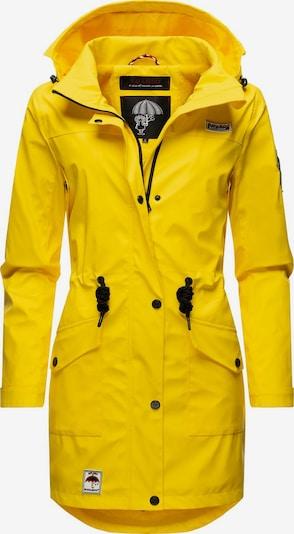 NAVAHOO Winterjacke 'Deike' in gelb, Produktansicht