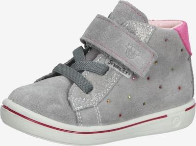 Pepino Sneaker in anthrazit / pink, Produktansicht