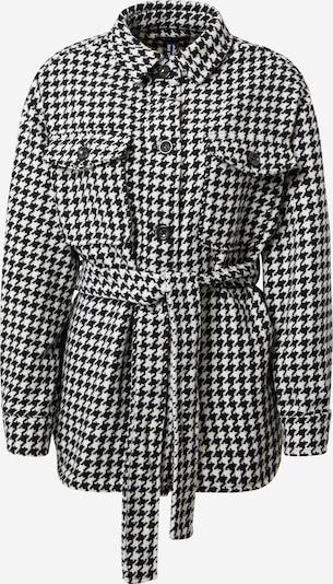NEW LOOK Jacke  'Geri Dogtooth' in schwarz / weiß, Produktansicht