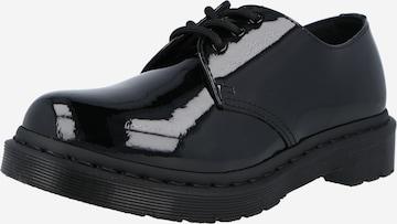 Chaussure à lacets '1461 Mono' Dr. Martens en noir