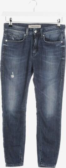 DRYKORN Jeans in 27 in dunkelblau, Produktansicht