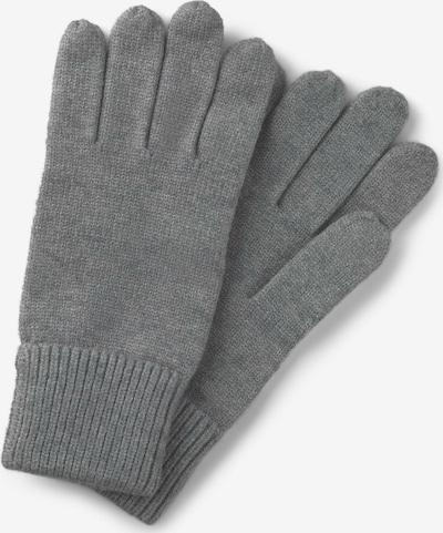 TOM TAILOR Vingerhandschoenen in de kleur Grijs, Productweergave
