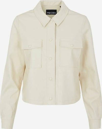 PIECES Jacke in beige, Produktansicht